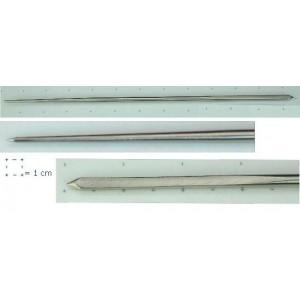 Double Needle (round end & square end) Medium - 16 cm