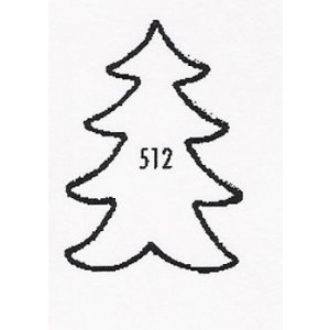 Tinkertech Two Cutters Christmas Tree 512