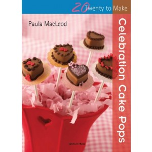 Twenty to make Celebration Cake Pops - Paula McLeod