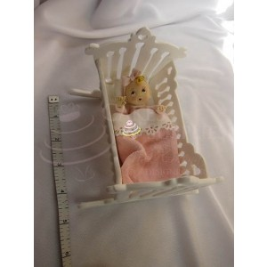 Cakes N' Supplies by Ximena - Victorian Cradle Small