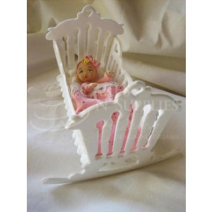 Cakes N' Supplies by Ximena -  Victorian Cradle Large