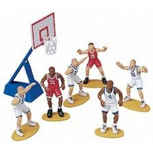 Wilton Basketball Team Cake Decorations