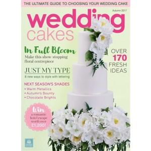Wedding Cakes Magazine Autumn 2017