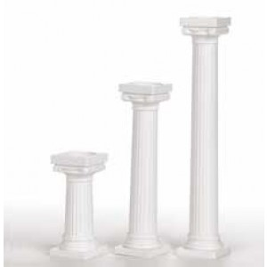 "Wilton 7"" Grecian Pillars"