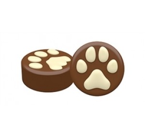 Cat & Dog Paw Oreo Koekjes Chocolade Mold
