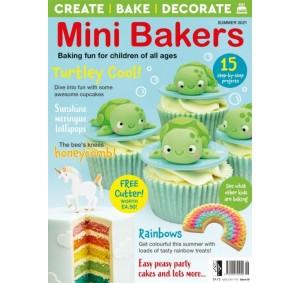 bakers, mini, tijdschrift, kinderen
