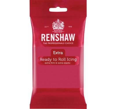 Renshaw Rolfondant Extra 250g -Fuchsia Pink-