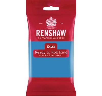 Renshaw Rolfondant Extra 250g -Turquoise-