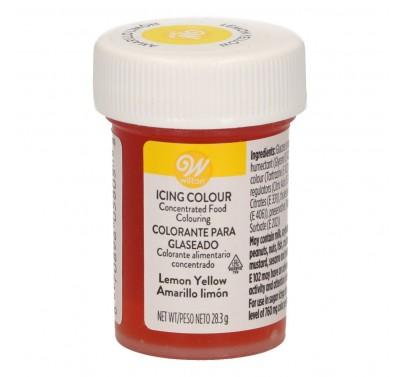 Wilton Icing Color - Lemon Yellow - 28gr