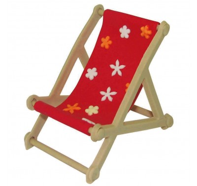 JEM 3D Deck Chair