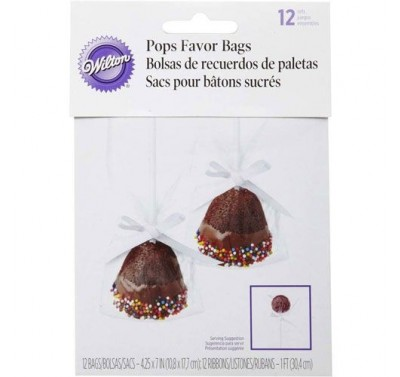 Wilton Pops Favor Bags