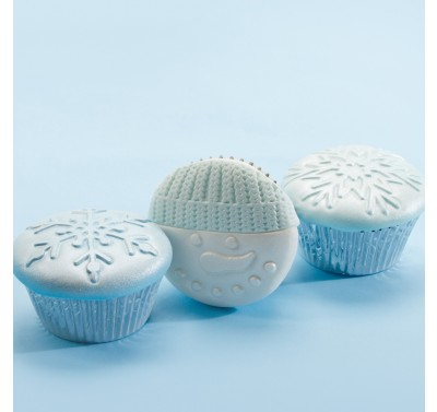 AC Cupcake and Cookie Texture Tops - Winter