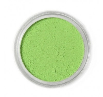 Fractal Colors - FunDustic® Edible Food Dust - Citrus Green