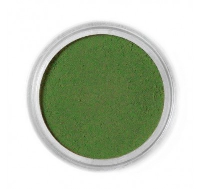Fractal Colors - FunDustic® Edible Food Dust - Grass Green