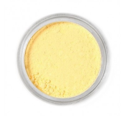 Fractal Colors - FunDustic® Edible Food Dust - Light Yellow