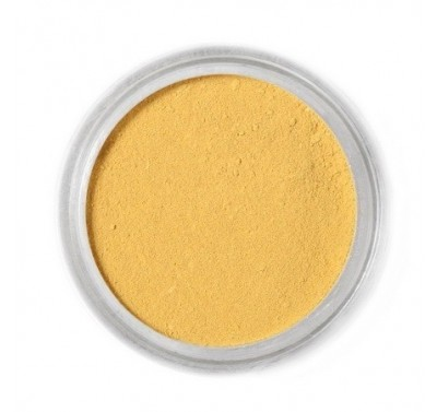 Fractal Colors - FunDustic® Edible Food Dust - Mustard Yellow