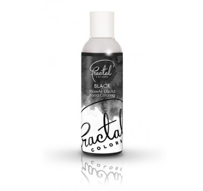 Fractal Colors - FlowAir Liquid Black