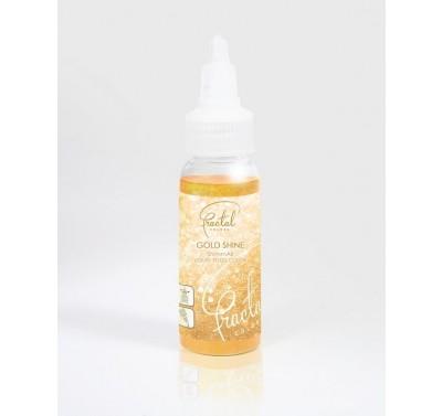Fractal Colors - ShimmAir Liquid Food Coloring - Golden Shine