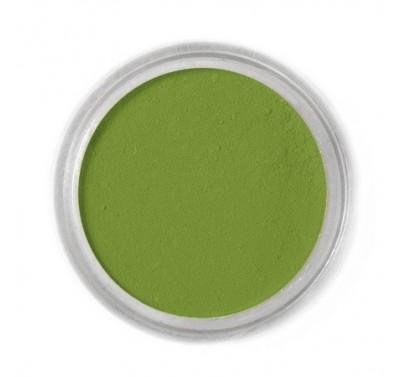 Fractal Colors - FunDustic® Edible Food Dust - Moss Green