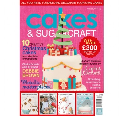 Cakes & Sugarcraft 131 Winter 2015-2016