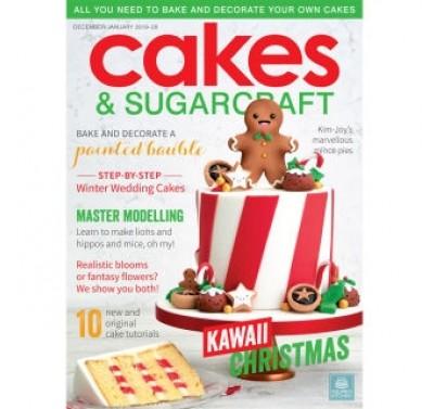 Cakes & Sugarcraft Magazine December/Januari 2020