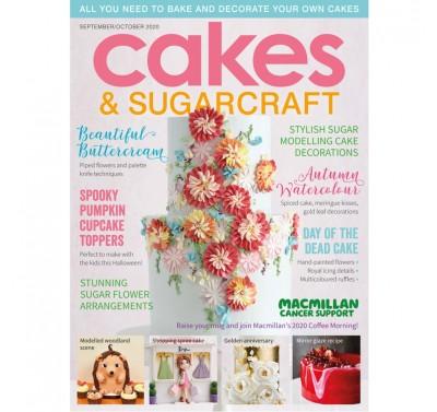 Cakes & Sugarcraft 159 September/October 2020