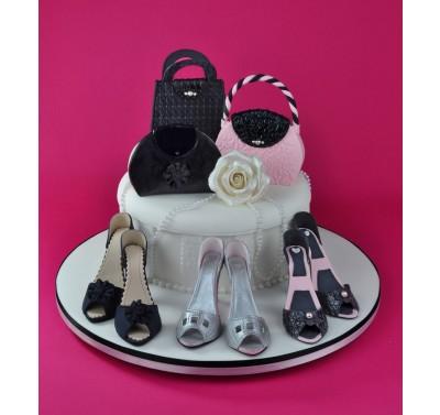 Sugar Artistry Fabulous Shoe Kit
