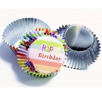 PME Party Hats Decorative Foil Baking Cups Pk/30