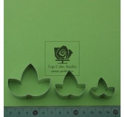 Blooms Ivy Leaf Cutter Set - (Top Cake Studio)