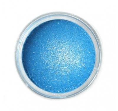 Fractal Colors - SuPearl Shine® Dust Food Coloring - Blue Sapphire