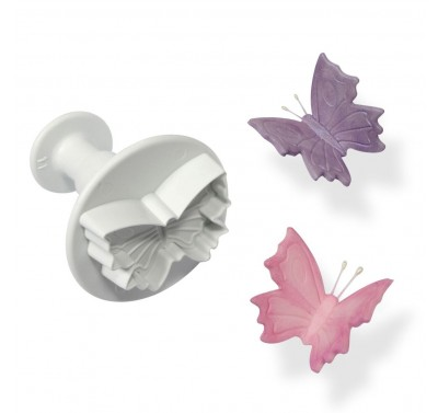 PME Veined Butterfly Plunger Small