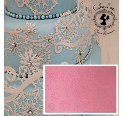Cake Lace - Crystal Large Mat