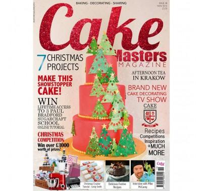 Cake Masters - November 2015