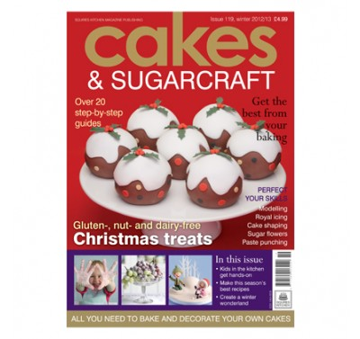 Cakes & Sugarcraft 119 - Winter 2012-2013