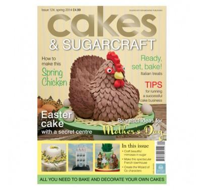 Cakes & Sugarcraft 124