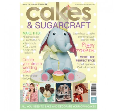 Cakes & Sugarcraft 126 - Autumn 2014