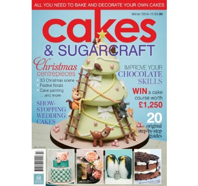 Cakes & Sugarcraft 127 Winter 2014-2015
