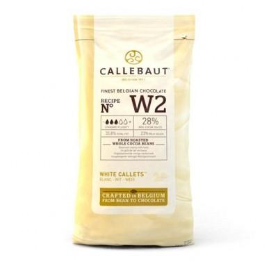 Callebaut Chocolade Callets -Wit- 1 kg