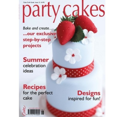 Cake Craft Guide 12