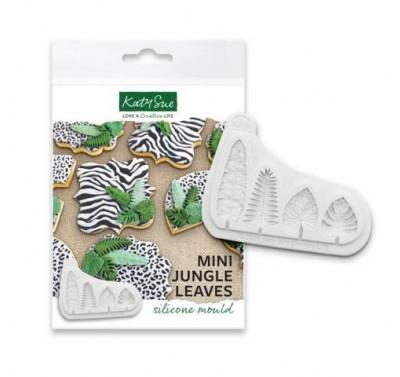 jungle, leaves