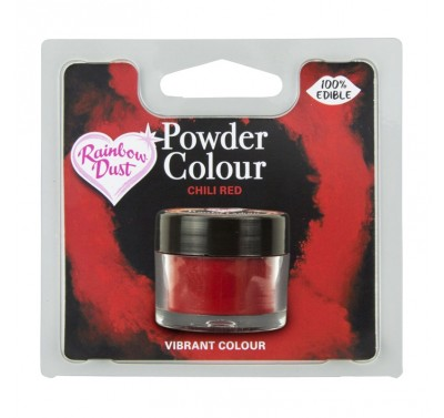 RD Powder Colour - Chili Red