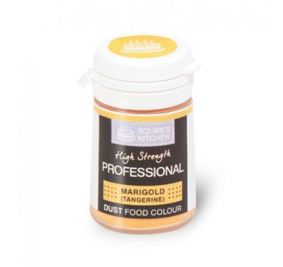 SK Professional Dust Food Colour Marigold
