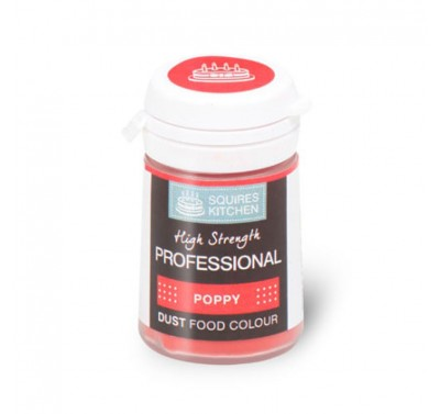 SK Professional Dust Food Colour Poppy