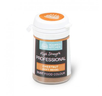 SK Professional Dust Food Colour Chestnut