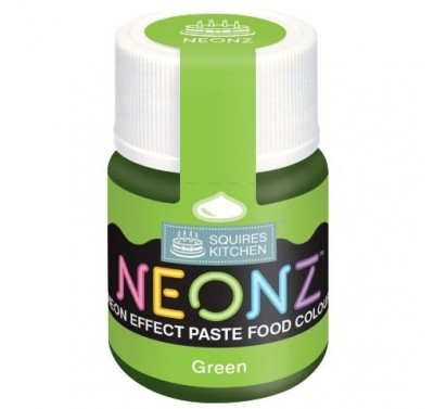 SK NEONZ Paste Colours Green