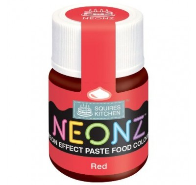 SK NEONZ Paste Colours Red