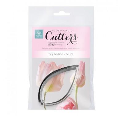 SK Tulip Petal Cutter Set of 2