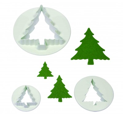 PME Christmas Tree Cutter set