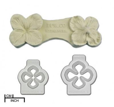 DPM Hydrangea petal cutters & Veiner