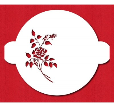 Designer Stencils Rose Spray